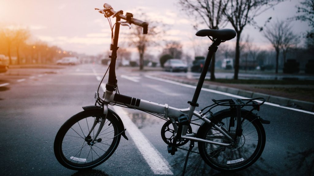 draisienne électrique F-wheel DYU D3